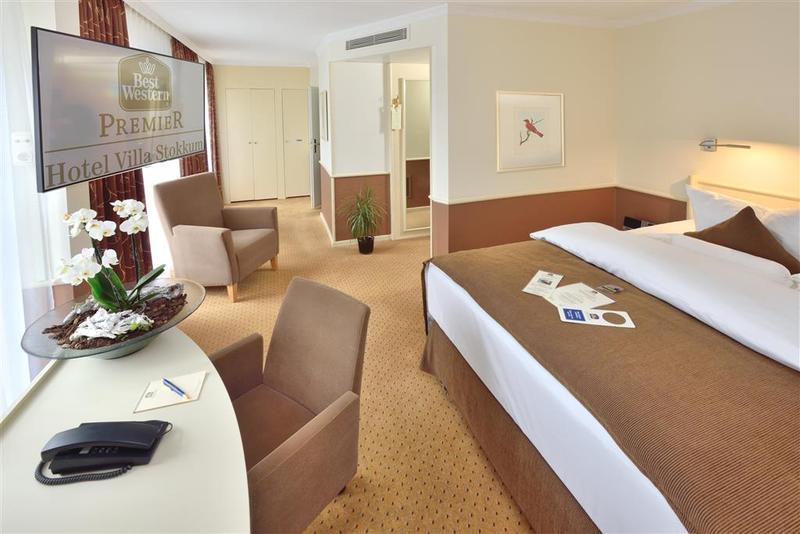 Room Best Western Premier Hotel Villa Stokkum