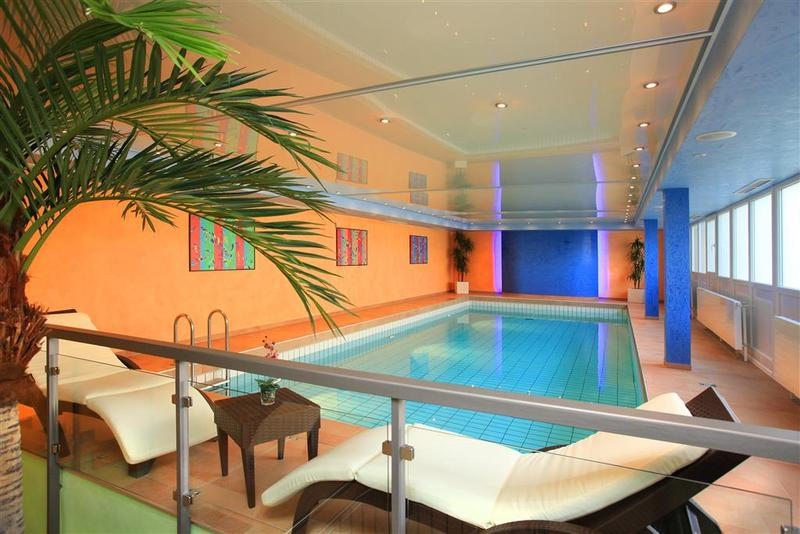 Pool Best Western Plus Hotel Steinsgarten