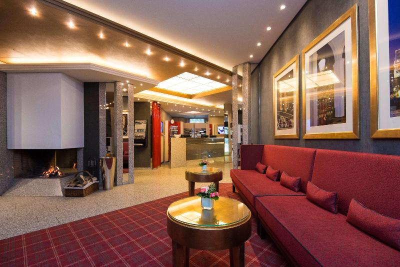 Lobby Best Western Plus Hotel St. Raphael