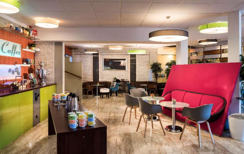 Lobby Best Western Hotel Ambassador International