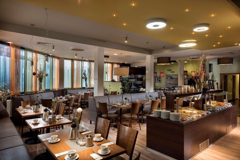 Restaurant Best Western Hotel Ambassador International