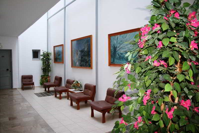 Lobby Bellagio Boutique Hotel
