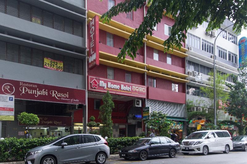My Home Hotel Pekeliling - Hotel - 3