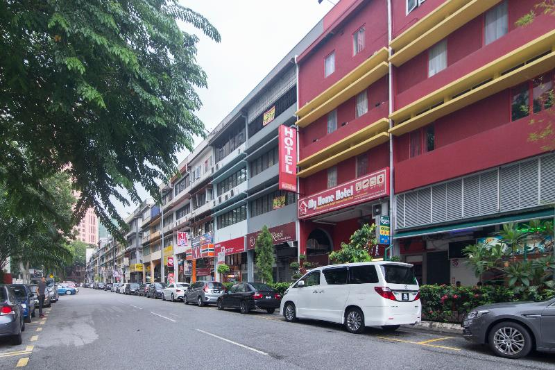 My Home Hotel Pekeliling - Hotel - 2