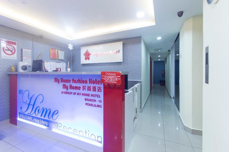 My Home Hotel Pekeliling - General - 0