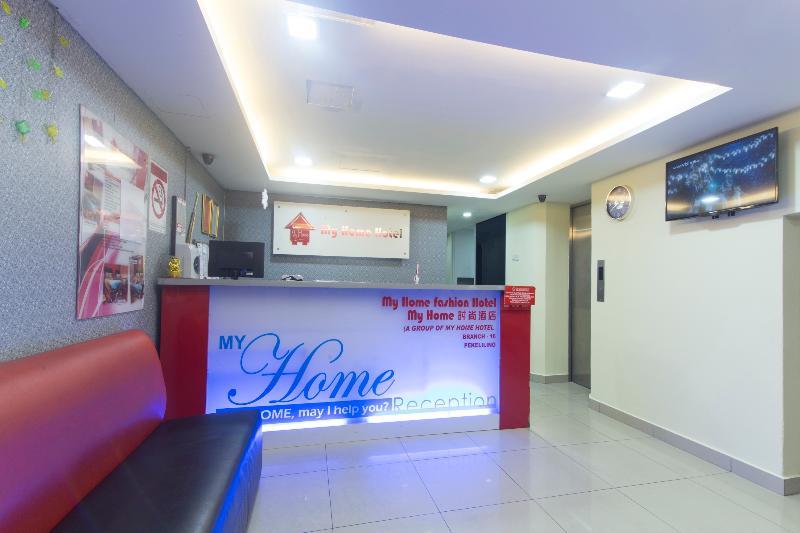 My Home Hotel Pekeliling - General - 5