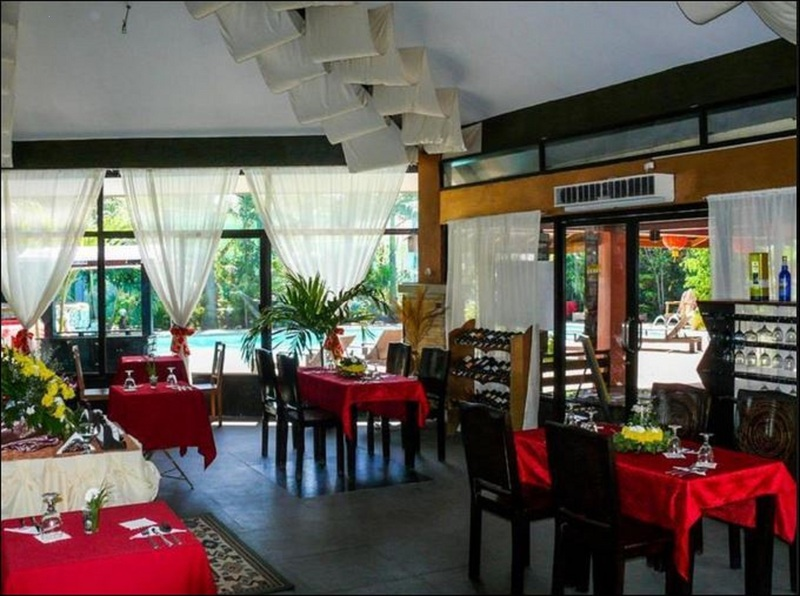 Restaurant Alta Cebu Village Garden Resort