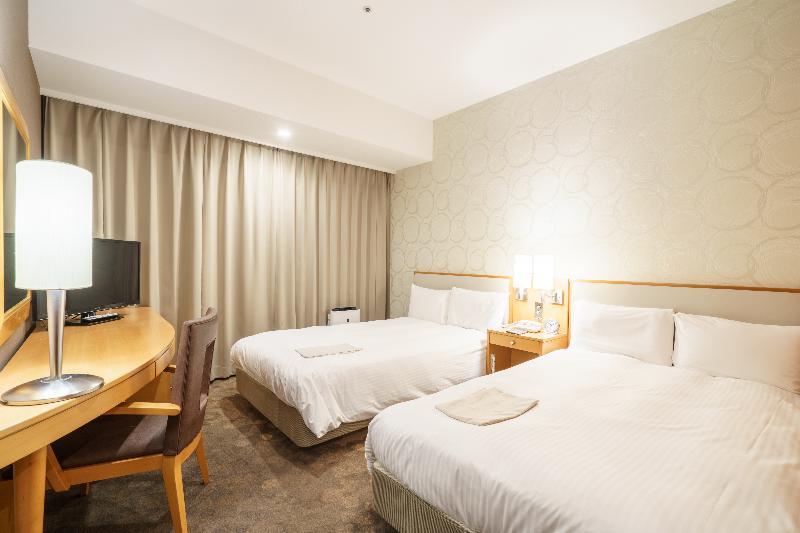 Sunroute Shinagawa Seaside - Room - 1