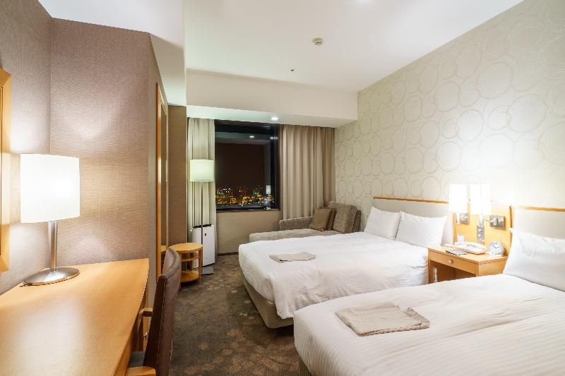 Sunroute Shinagawa Seaside - Room - 9