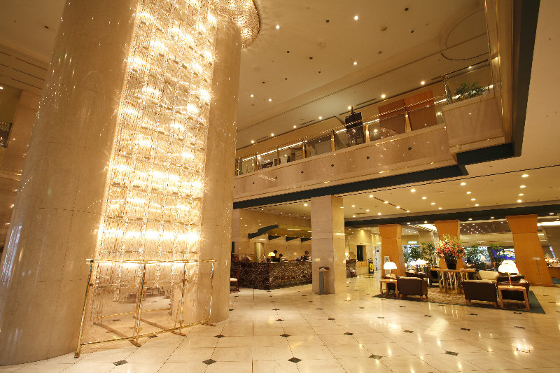 Lobby Art Hotel Osaka Bay Tower