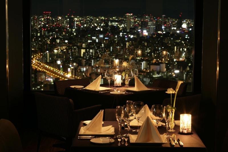 Restaurant Art Hotel Osaka Bay Tower