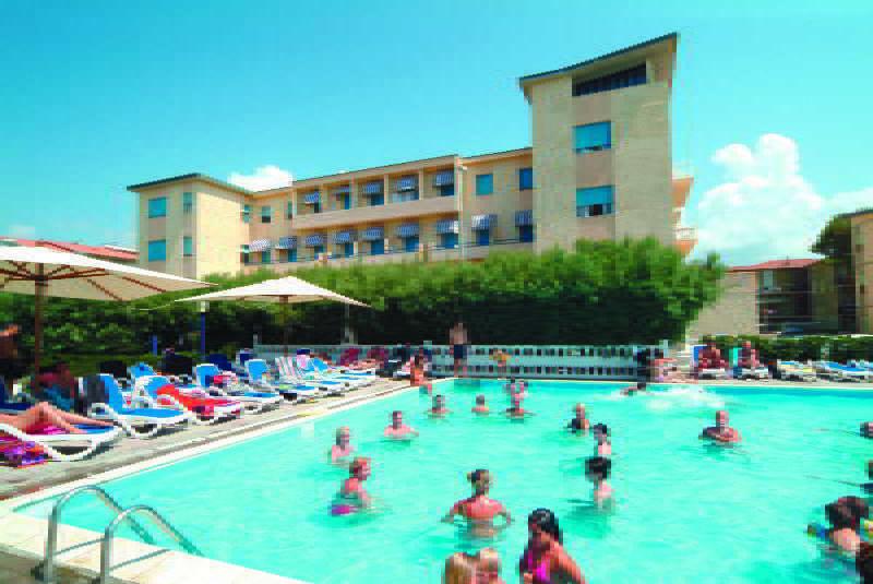Pool Stella Marina Hotel Cecina Mare