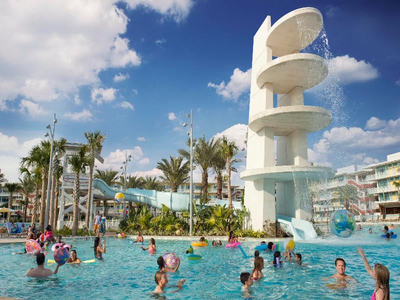 Universal Cabana Bay Beach Resort Foto 9