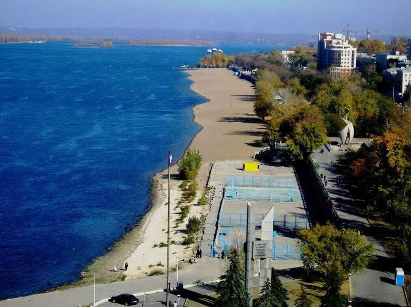 General view Rossiya Samara