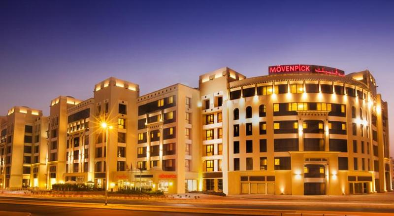 General view Mövenpick Hotel Apartments Al Mamzar Dubai