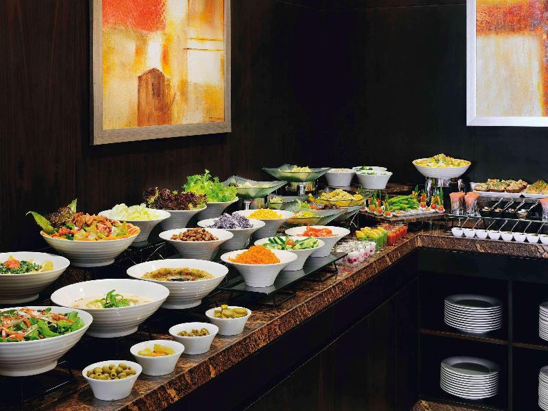 Restaurant Mövenpick Hotel Apartments Al Mamzar Dubai