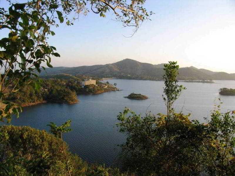 General view Hanabanilla