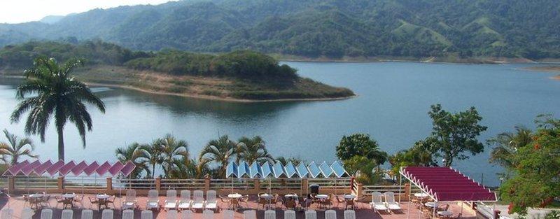 Terrace Hanabanilla