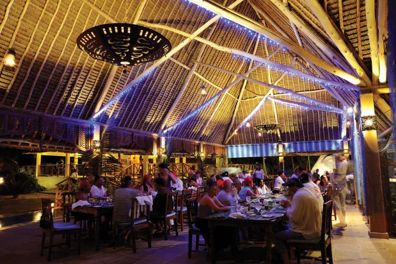 Restaurant Sandies Neptune Pwani Beach