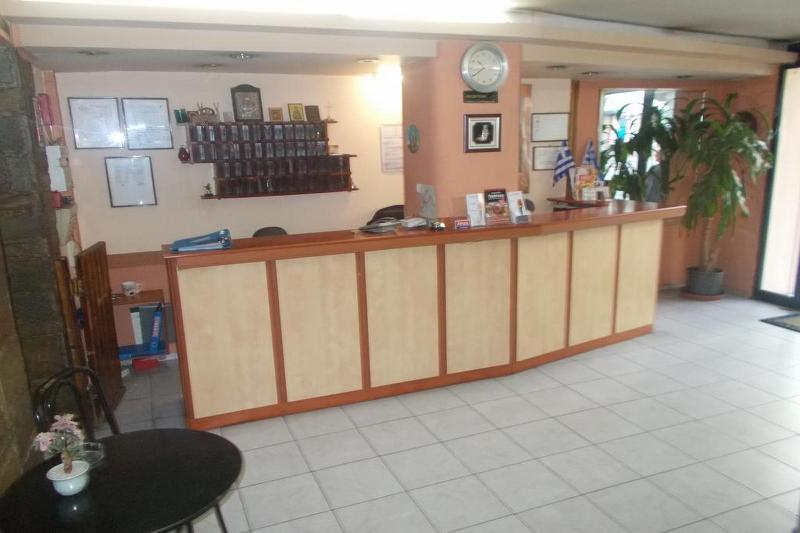 Lobby Elite Hotel