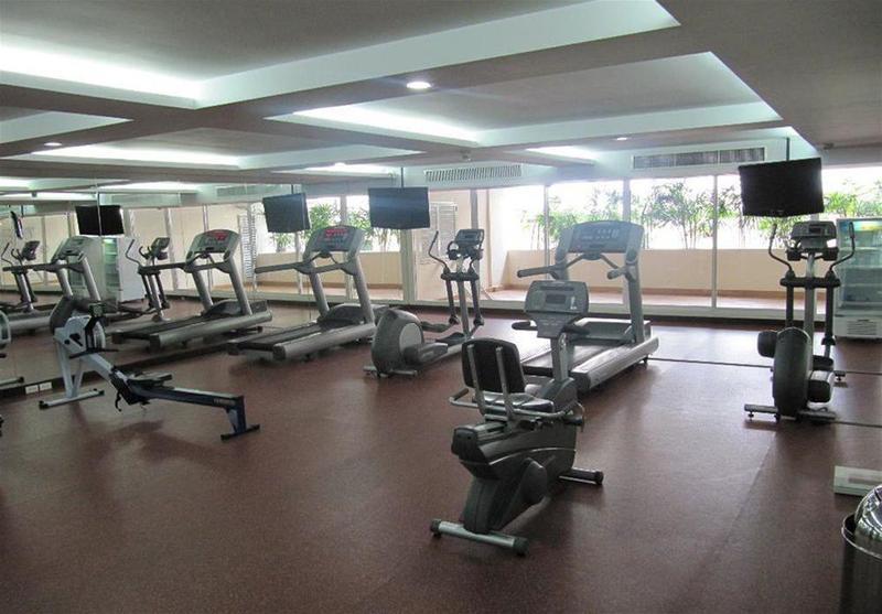 S.M. Grande Residence - Sport - 10