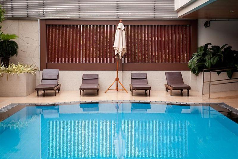 S.M. Grande Residence - Pool - 9