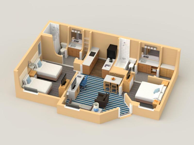 Sonesta Es Suites Charlotte - Hotel - 1