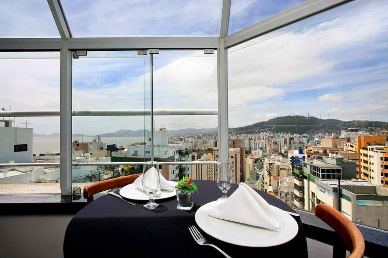 Restaurant Mercure Florianopolis Centro