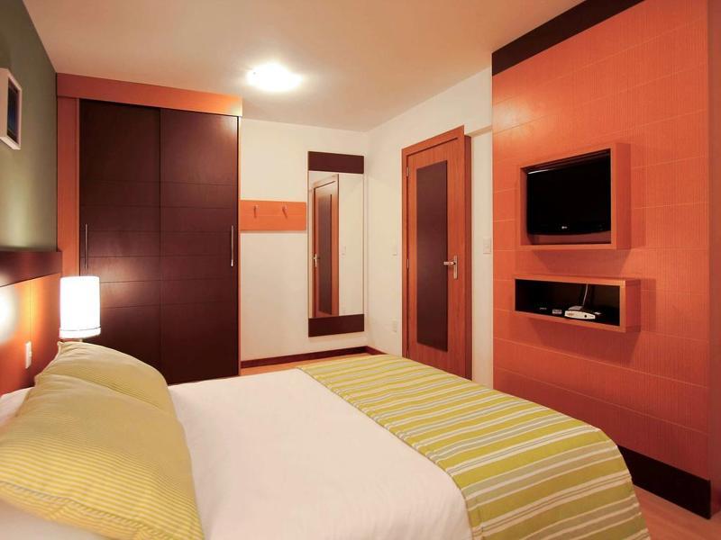 Room Mercure Florianopolis Centro
