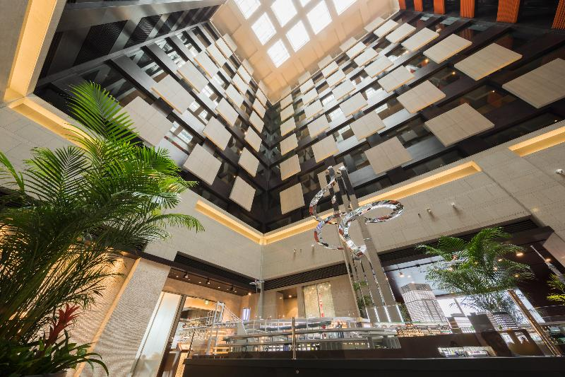 Lobby Hotel Metropolitan Marunouchi