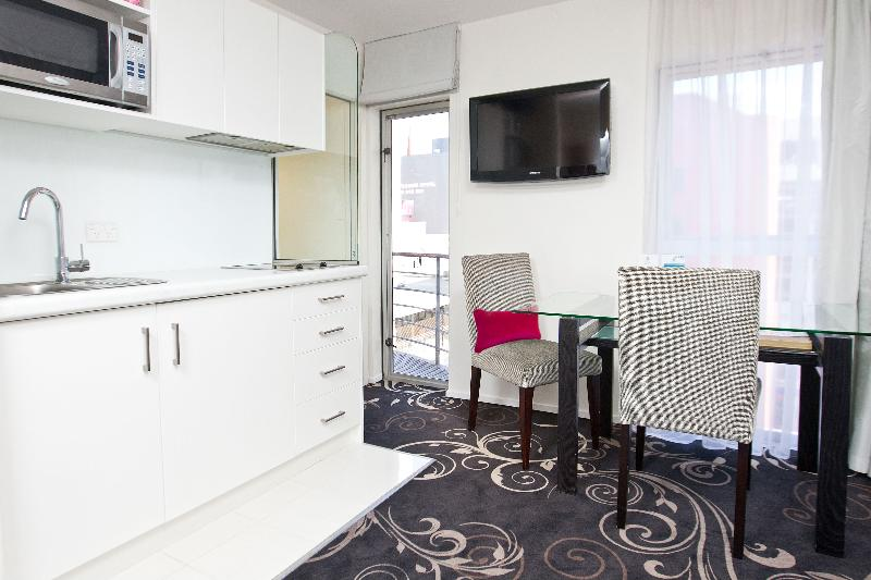Room Mercure Wellington Central City