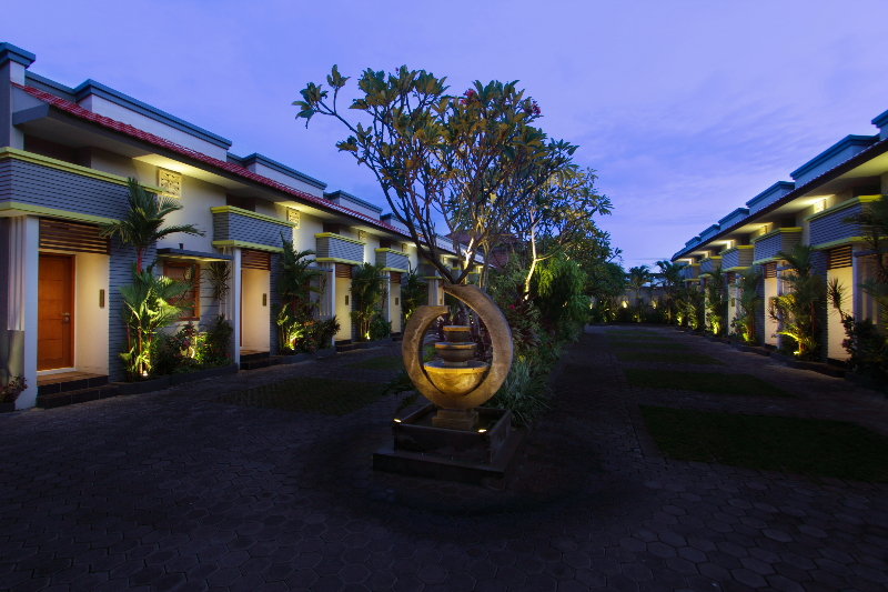 General view The Banyumas Residence