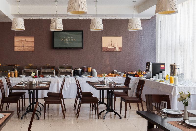 Restaurant Ok Odessa