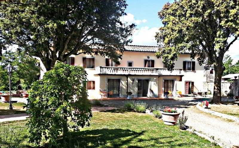 Terrace Villa Mucellena