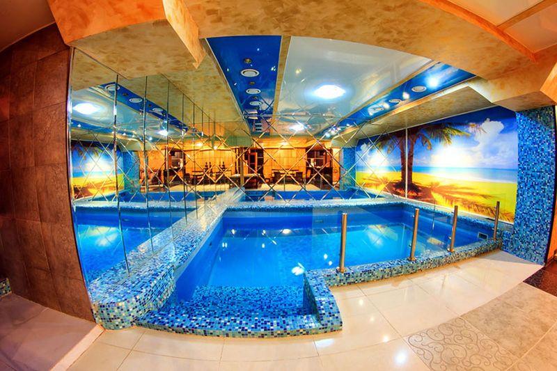Pool Royal - Lime