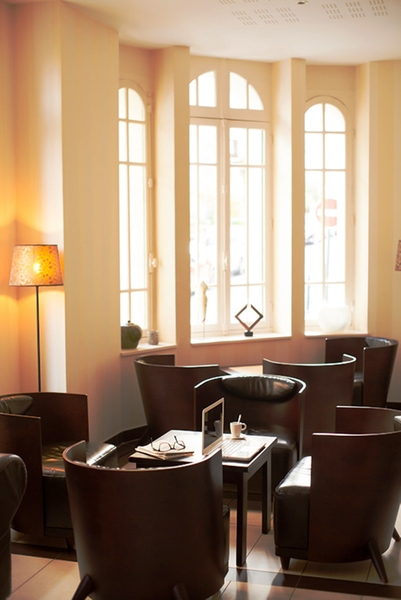 Comfort Hotel Dinard Balmoral - Hotel - 3