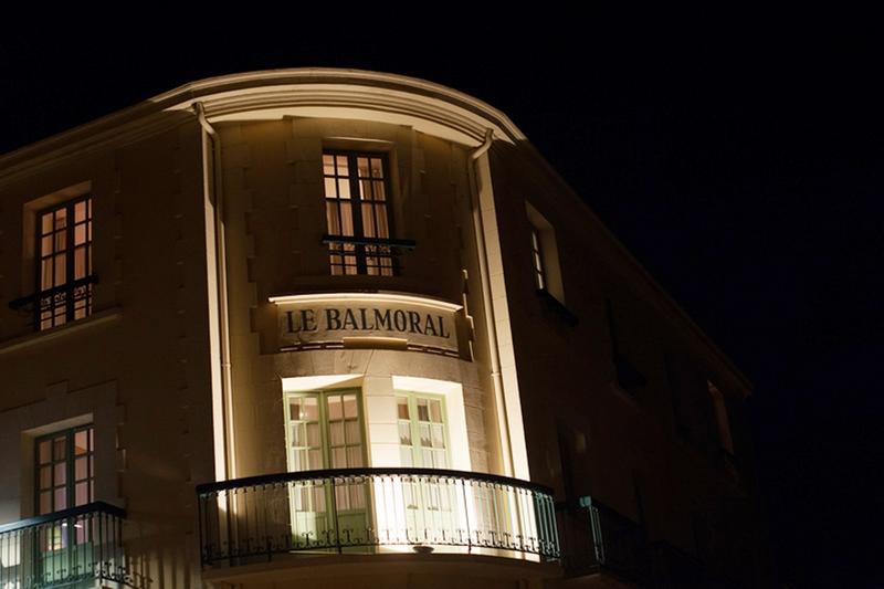 Comfort Hotel Dinard Balmoral - Hotel - 5