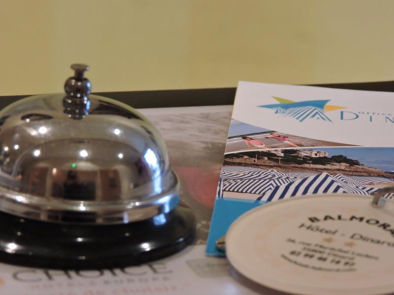 Comfort Hotel Dinard Balmoral - General - 6