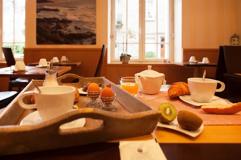Comfort Hotel Dinard Balmoral - Restaurant - 2