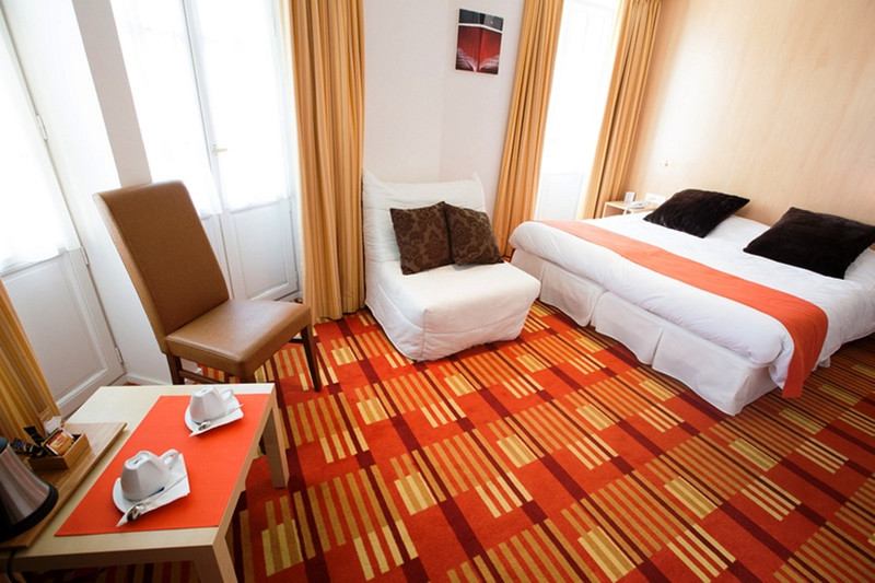 Comfort Hotel Dinard Balmoral - Room - 9