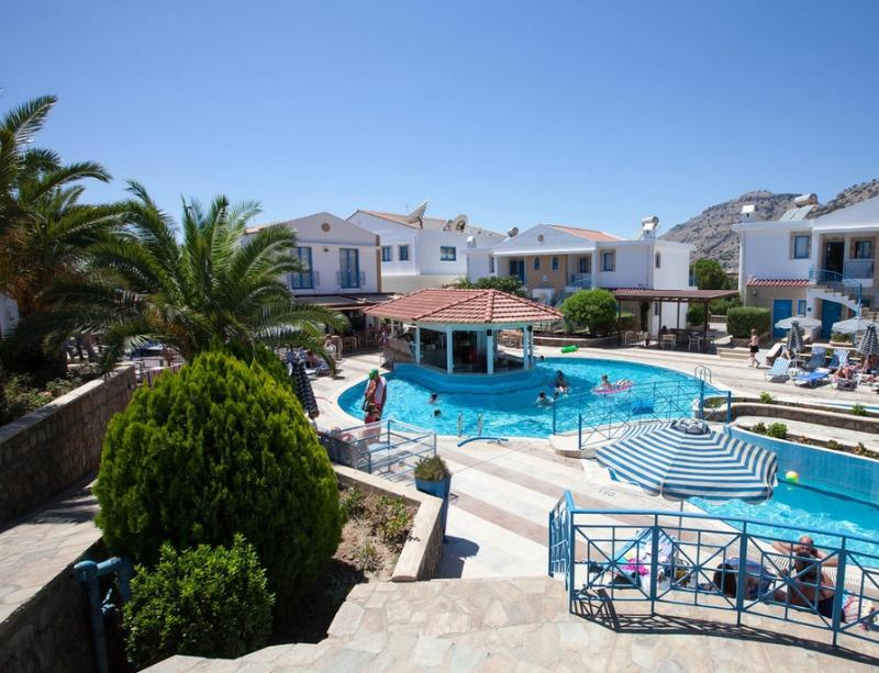 Terrace Lindia Thalassa