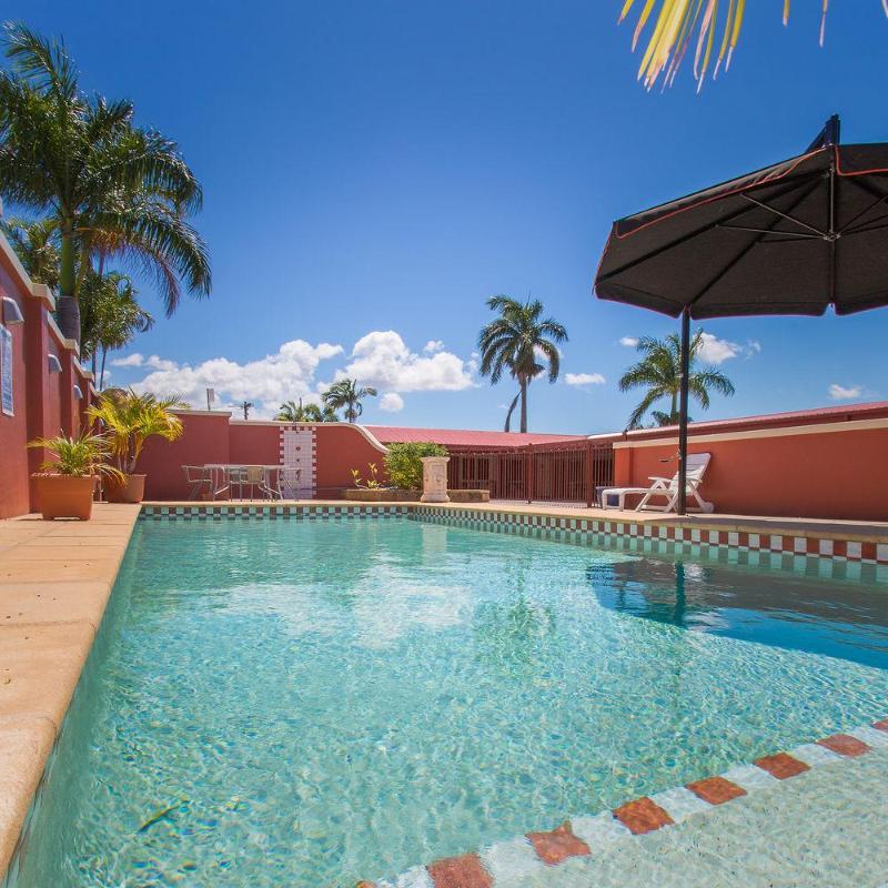 Pool Mackay Rose Motel