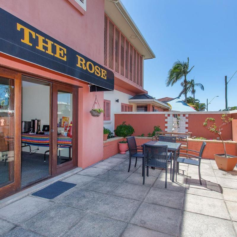 Terrace Mackay Rose Motel