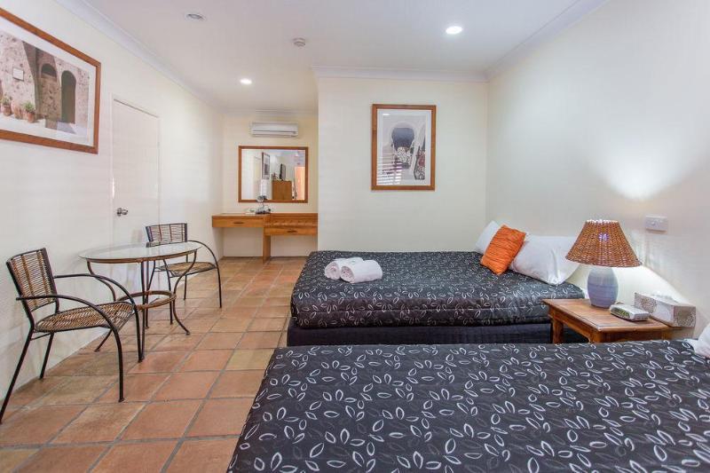 Room Mackay Rose Motel