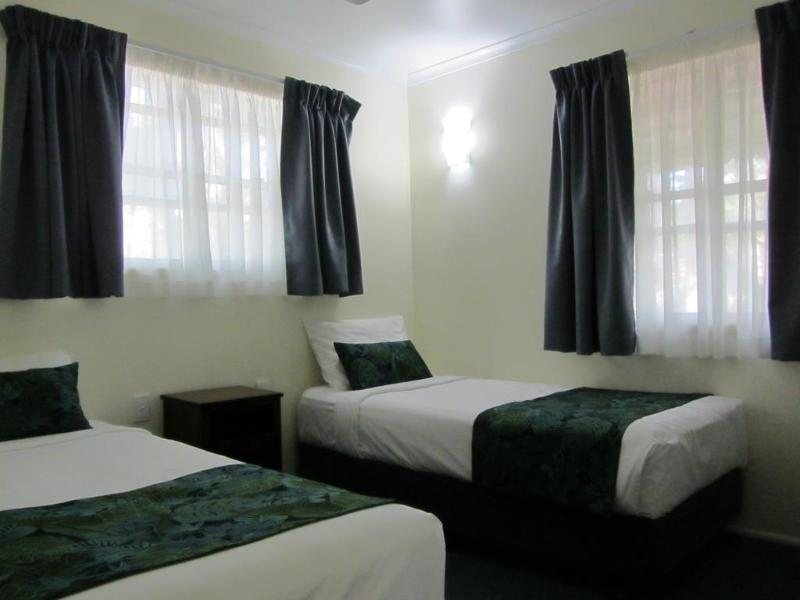 General view Comfort Resort Blue Pacific