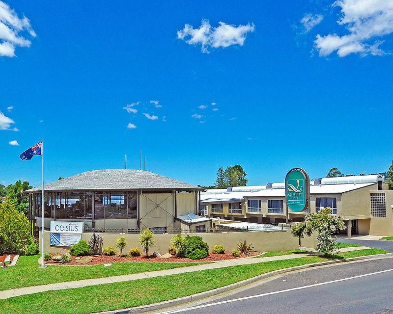General view Quality Hotel Bathurst