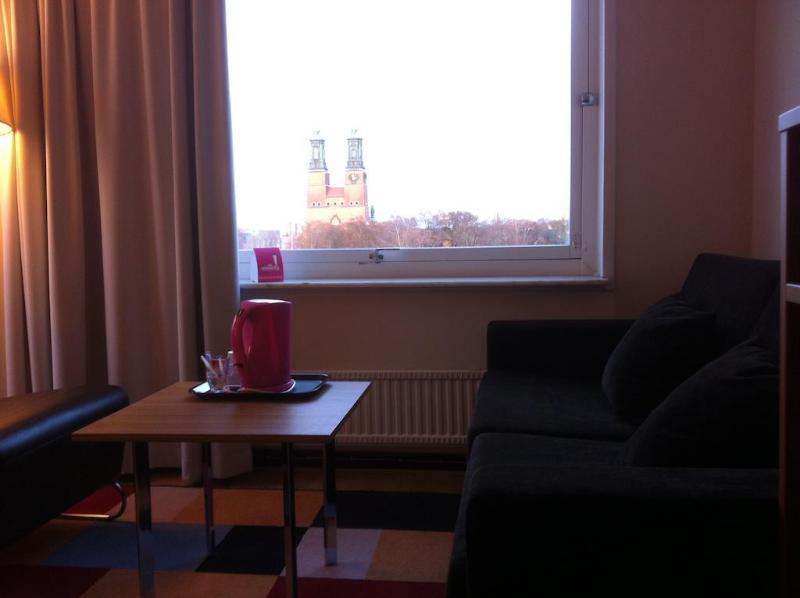 General view Comfort Hotel Eskilstuna