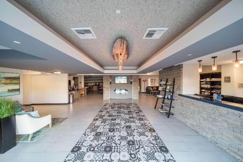 Lobby Best Western Plus Manhattan Beach Hotel