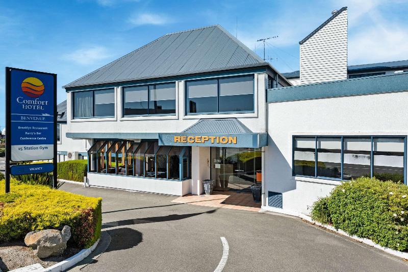 General view Comfort Hotel Benvenue