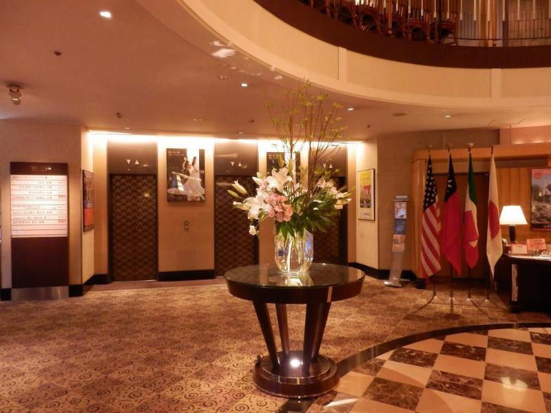 General view Kanazawa New Grand Hotel